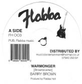 Barry Brown - Warmonger / Roots Radics - Fight Radics (Flabba) 12""